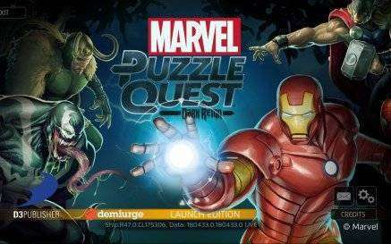 Marvel Puzzle Quest Hack MOD APK Android Free Download