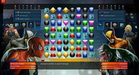 Marvel Puzzle Quest MOD APK Android Game Free Download