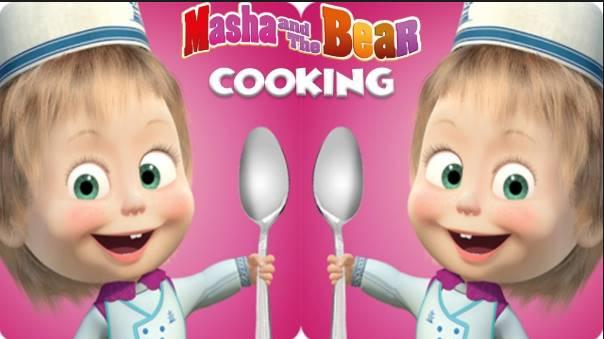 Masha e orso: cooking dash full version apk non cifrato