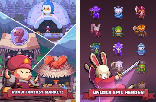 Match Land Puzzle RPG APK Android
