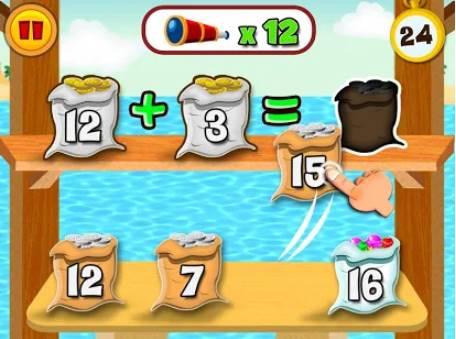 математические игры для игры в арифметические приложения APK Android