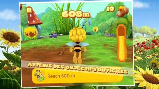 Die Biene Maja: Flying Herausforderung