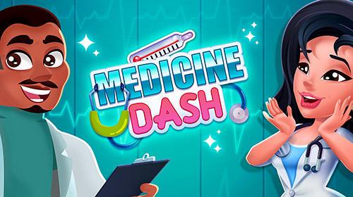 jogo de gerenciamento de tempo de hospital de traço de medicina