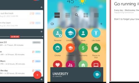 Planejador de tarefas de lista de memorias e lembrete APK Android
