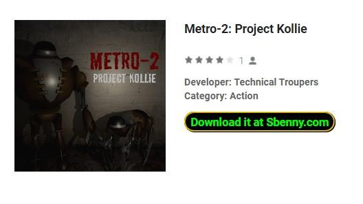 Projeto 2 do Metro Kollie