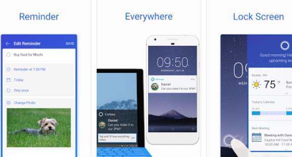 Microsoft Cortana Digital Assistant APK Android