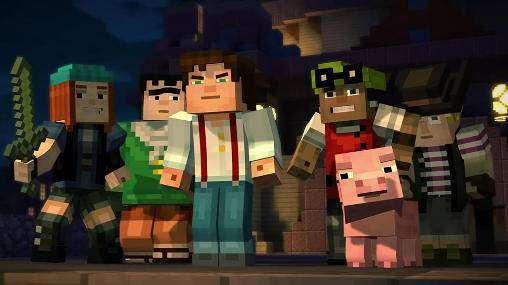 Minecraft StoryModus Voll APK Android Spiel Kostenlos - Minecraft spiele kostenlos installieren