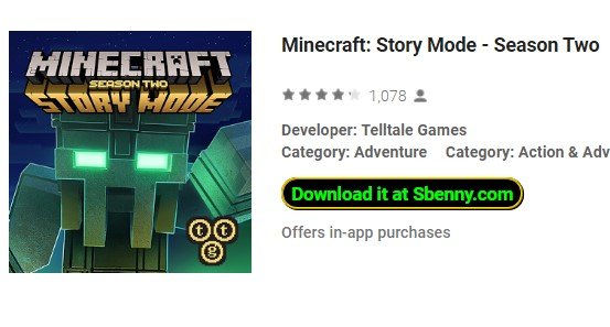 Minecraft Story Mode Season Two All Episodes Unlocked MOD APK