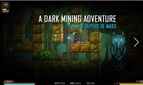 mines of mars scifi mining rpg APK Android