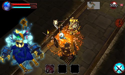 Mini Dungeon MOD APK Android