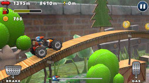 Mini Racing Adventures MOD APK Android Game Free Download