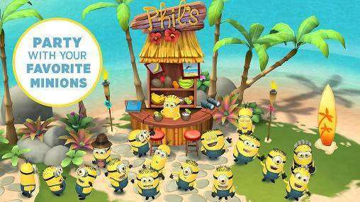 Minions Paradise MOD APK Android Game Free Download