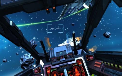 minos starfighter vr APK Android