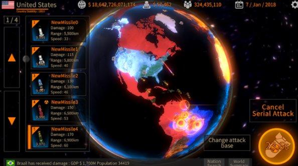 ракетная дипломатия APK Android