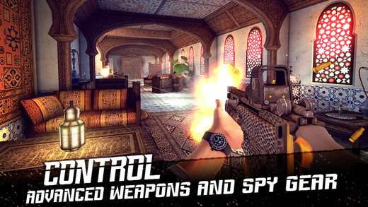 Mission Impossible RogueNation MOD APK Android Game Download