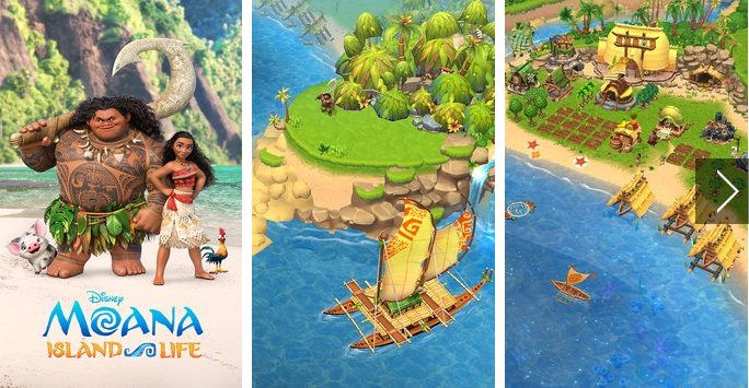 Moana Island Life Unlimited Jade MOD APK Android Download