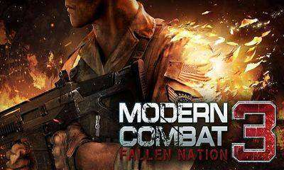 Moderna combattimento 3: Nazione Caduto