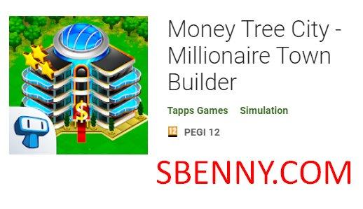 денежное дерево город миллионер градостроитель