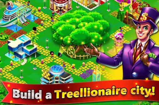 денежное дерево город миллионер город строитель APK Android