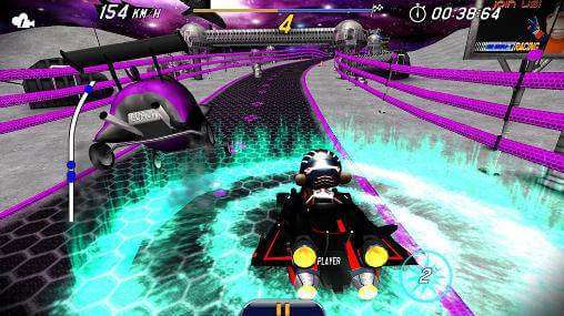 Monkey Racing APK Android Game Free Download