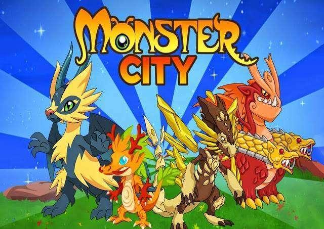 Monster-Stadt