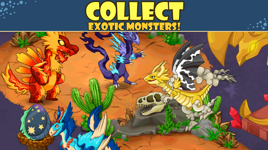Monster Stadt MOD APK Android Free Download