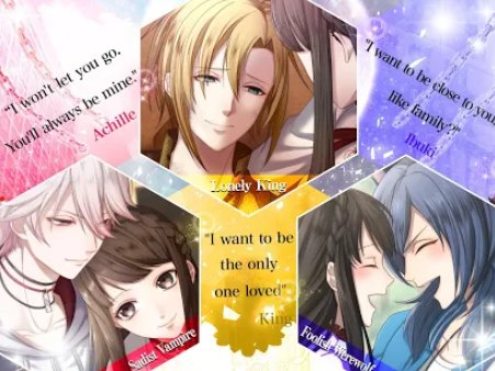 anime Dating Sims pour les gars Android