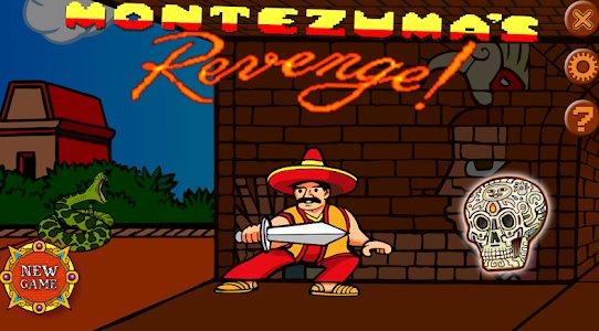 la venganza de montezuma