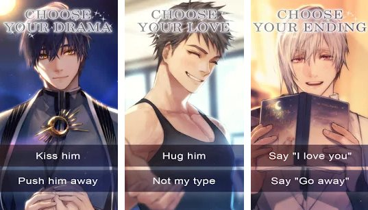 moonlight wishes romance you choose APK Android