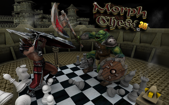 Morph Chess 3D APK for Android Free Download