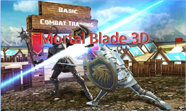 Mortal Blade 3D Unlimited Coins & Rubies MOD APK Download