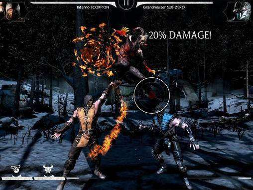 MORTAL KOMBAT X APK MOD Android Game Free Download