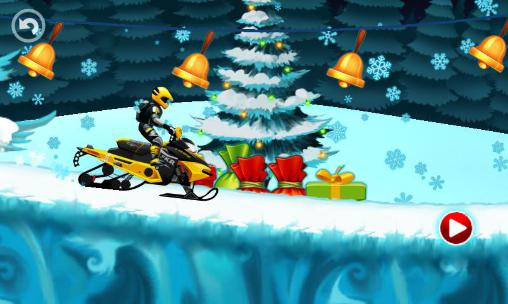 motocross enfants sports d'hiver APK Android