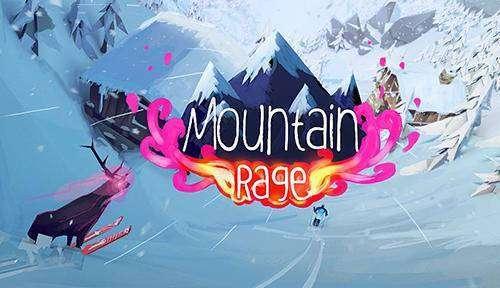 rage de montagne