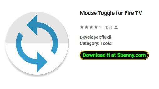 free mouse toggle for fire stick