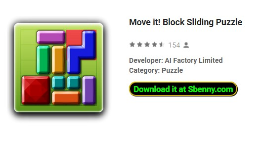 Move it! Block Sliding Puzzle APK Android Download