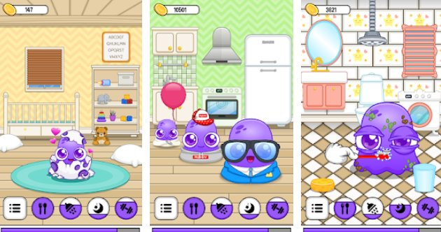 🎮 MOD APK - Moy 6 the Virtual Pet Game v1 4 Unlimited Money (New