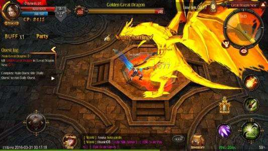 MU Origin MOD APK Android Free Download