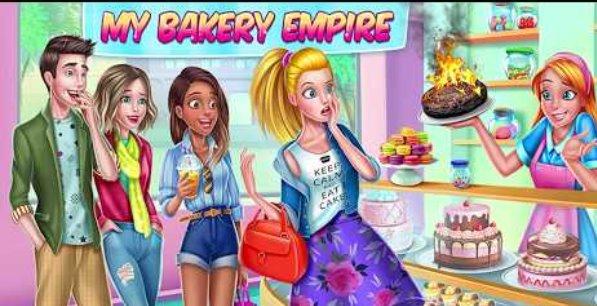 mein bäckereiimperium backen dekorieren und servieren kuchen