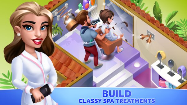 My Beauty Spa: Stars and Stories Unlimited Money MOD APK