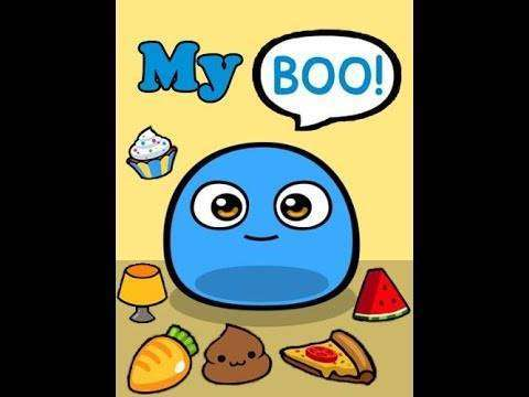 My Boo - Tu Virtual Pet Game
