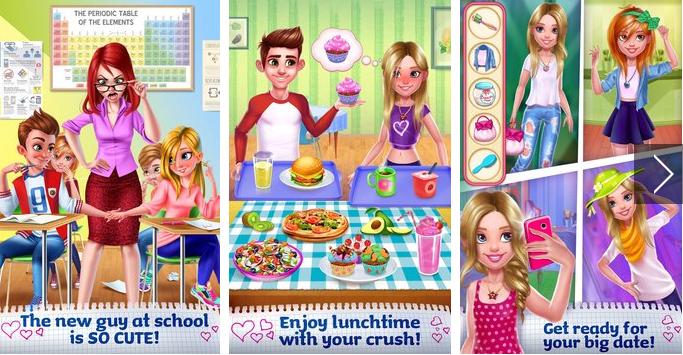 Juegos de dating my crush makeover Kostenlose Dating-Website in Europa 2012