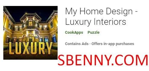 My Home Design Luxury Interiors Unlimited Money Mod Apk