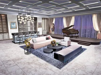 My Home Design Luxury Interiors Unlimited Money Mod Apk
