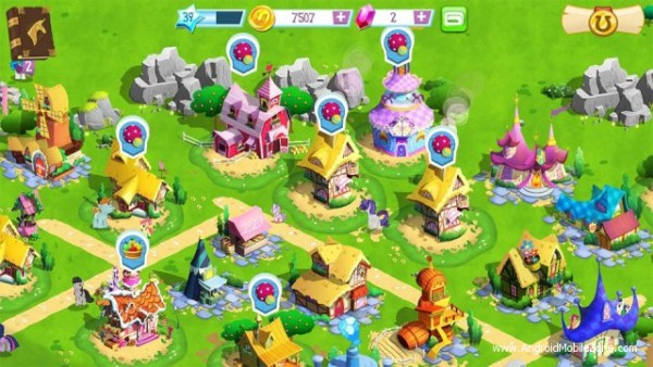 My Little Pony Magic Princess Unlimited Bits & Gems MOD APK