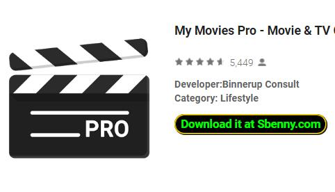 my movies pro movie and tv collection library