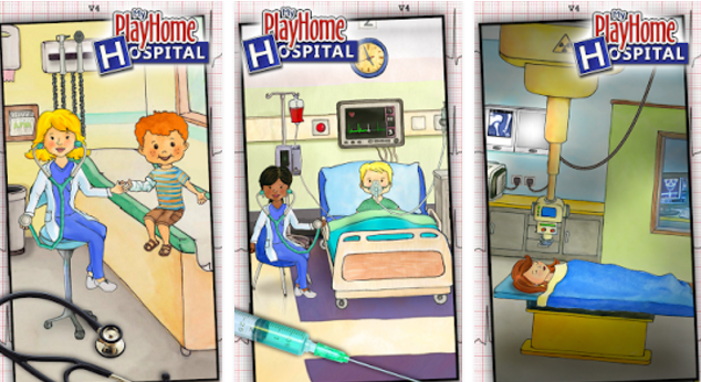 my playhome hospital APK Android