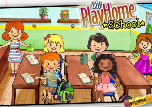my playhome school APK Android