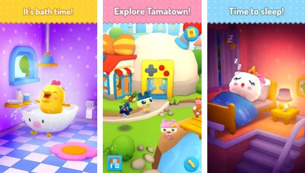 🎮 MOD APK - My Tamagotchi Forever v2 8 0 2270 Unlimited Diamonds