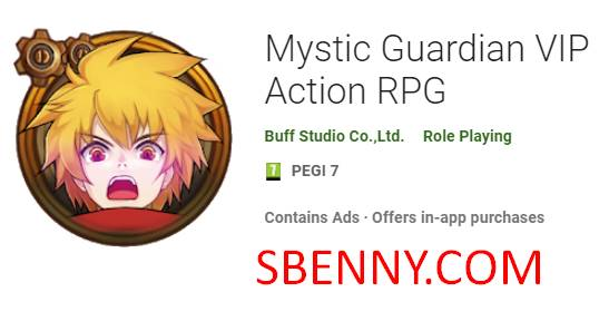 mystic guardian vip old school action rpg